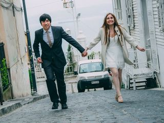 El matrimonio de Eloisa y Alejandro
