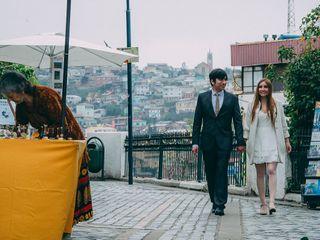 El matrimonio de Eloisa y Alejandro 2