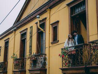 El matrimonio de Eloisa y Alejandro 3