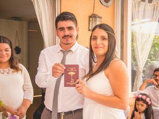 El matrimonio de Dani y Tito 1