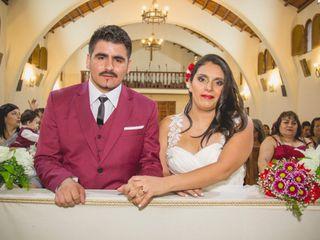 El matrimonio de Dani y Tito