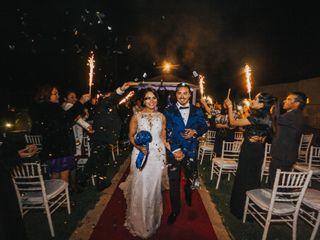 El matrimonio de María José y Boris