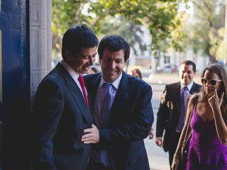 El matrimonio de Vale y Juan Alberto 3