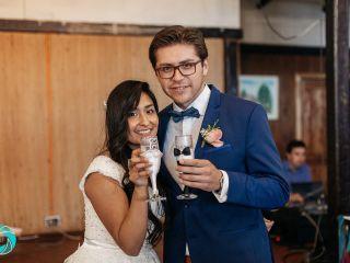 El matrimonio de Catherinne y Jonatan