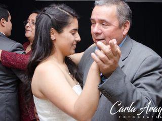 El matrimonio de Yasna y Carlos 2