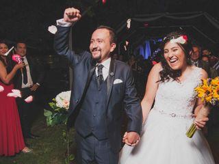 El matrimonio de Patricia y Matías