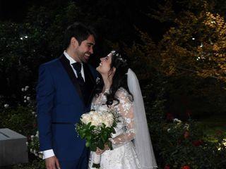 El matrimonio de Romina abarca y Francisco liebbe 3