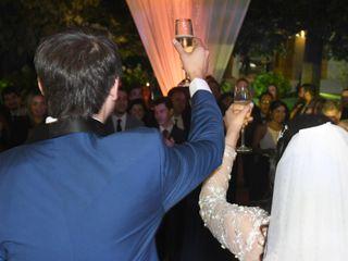 El matrimonio de Romina abarca y Francisco liebbe 1