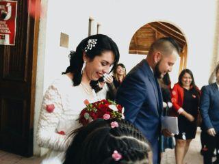 El matrimonio de Daniela y Jose 1