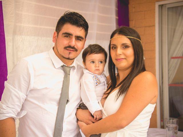El matrimonio de Tito y Dani en Santiago, Santiago 4