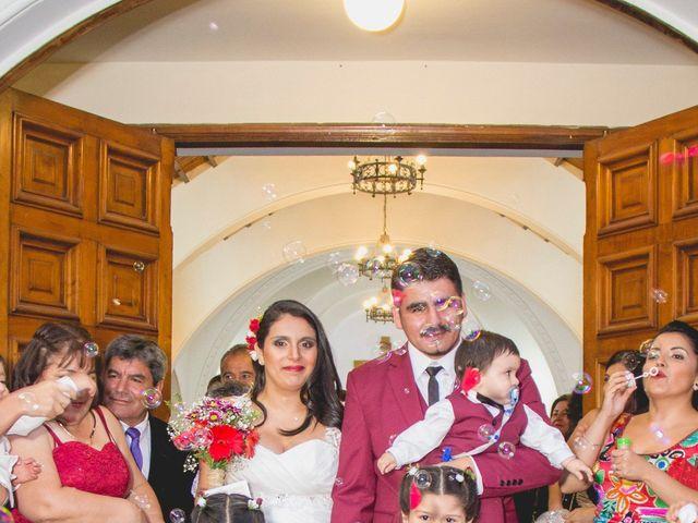 El matrimonio de Tito y Dani en Santiago, Santiago 5