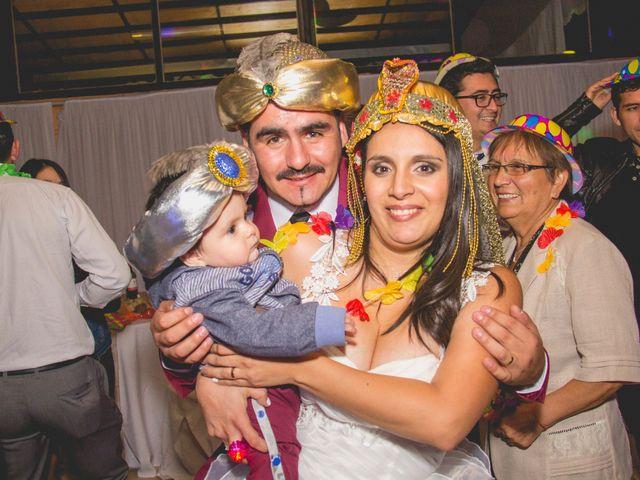 El matrimonio de Tito y Dani en Santiago, Santiago 2