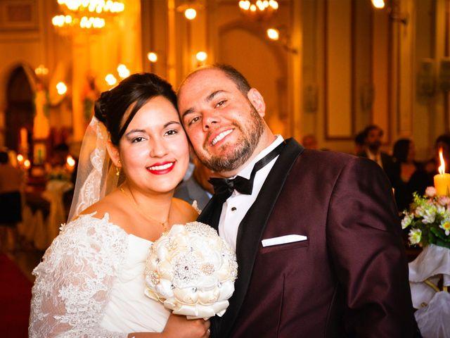 El matrimonio de Maritza y Arturo