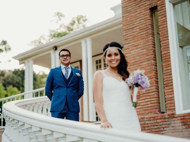 El matrimonio de Jessica y Joel
