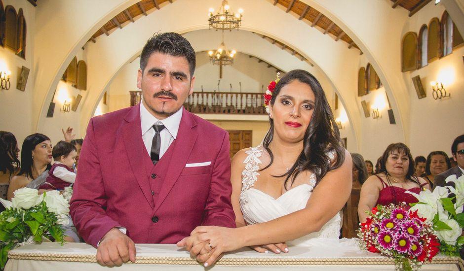 El matrimonio de Tito y Dani en Santiago, Santiago