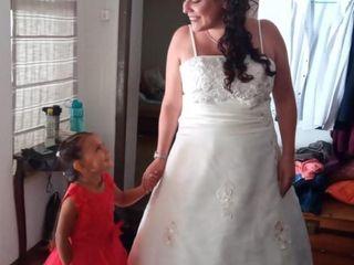 El matrimonio de Vivian y Felipe 1