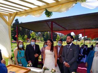 El matrimonio de Vivian y Felipe