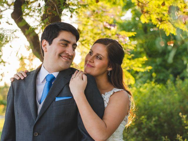 El matrimonio de Brittany y Felipe