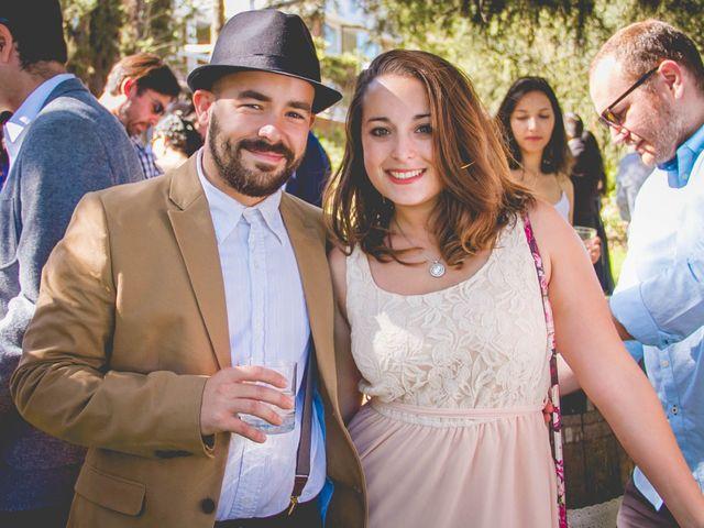 El matrimonio de Benjamín y Paloma en El Monte, Talagante 10
