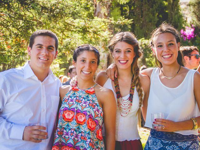 El matrimonio de Benjamín y Paloma en El Monte, Talagante 11