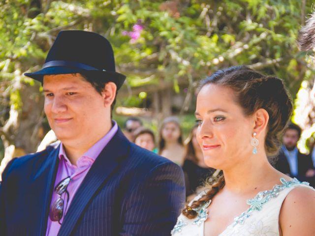 El matrimonio de Benjamín y Paloma en El Monte, Talagante 18