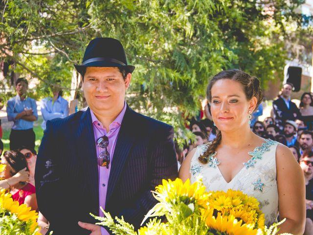 El matrimonio de Paloma y Benjamín
