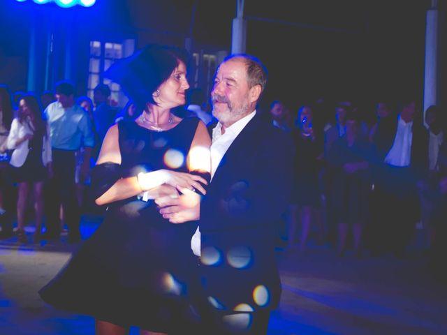 El matrimonio de Benjamín y Paloma en El Monte, Talagante 48