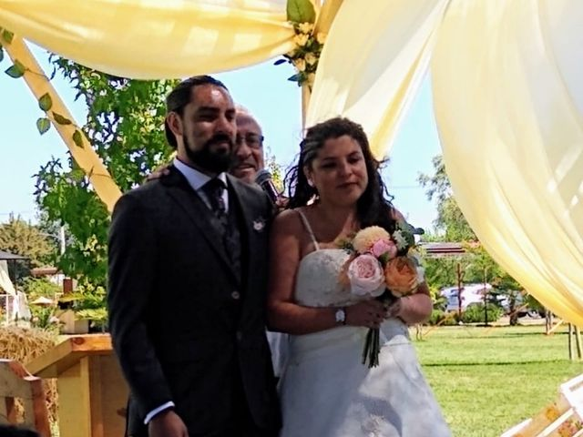 El matrimonio de Felipe y Vivian en Ñiquén, Ñuble 2