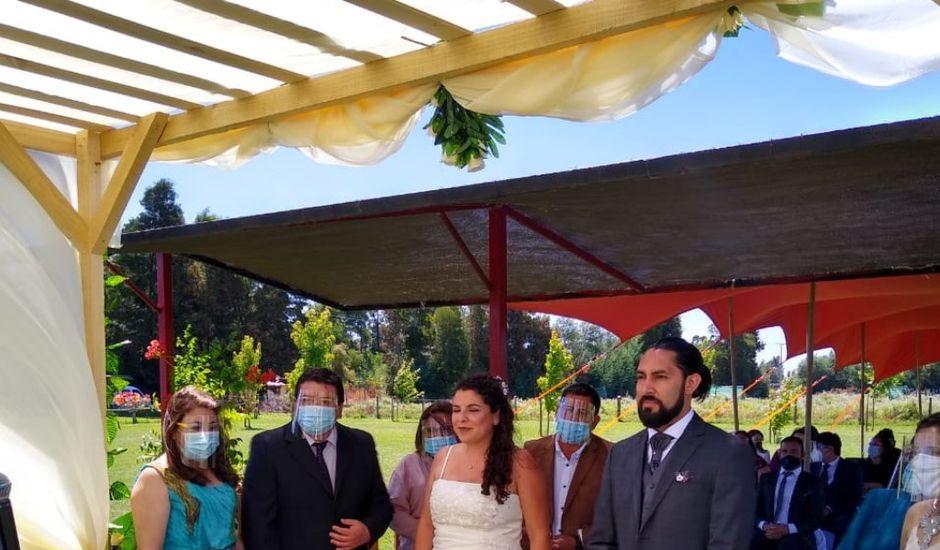 El matrimonio de Felipe y Vivian en Ñiquén, Ñuble