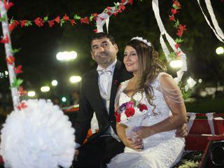 El matrimonio de Stephania y Ricardo