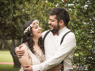 El matrimonio de Danilo y Evelyn