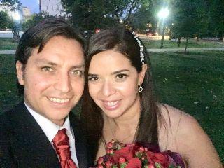 El matrimonio de Alba y Paulo 1