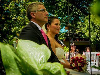 El matrimonio de Loreto y Richard 3