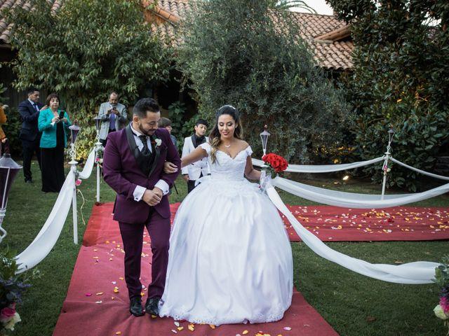 El matrimonio de Antonio y Bárbara en Graneros, Cachapoal 15