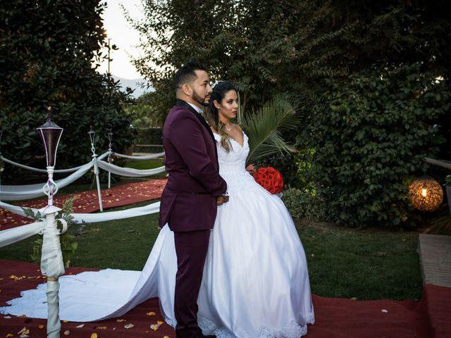 El matrimonio de Antonio y Bárbara en Graneros, Cachapoal 16