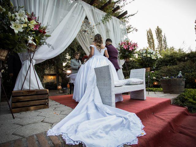 El matrimonio de Antonio y Bárbara en Graneros, Cachapoal 17