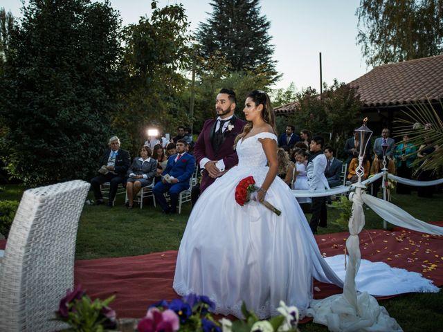 El matrimonio de Antonio y Bárbara en Graneros, Cachapoal 18