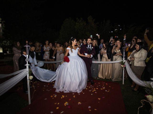 El matrimonio de Antonio y Bárbara en Graneros, Cachapoal 20