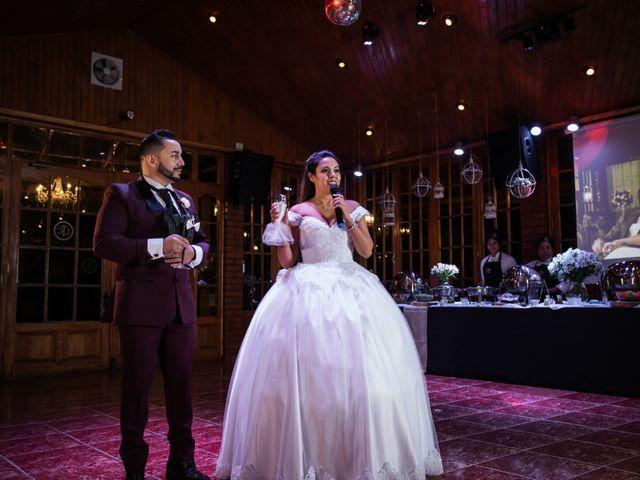El matrimonio de Antonio y Bárbara en Graneros, Cachapoal 26
