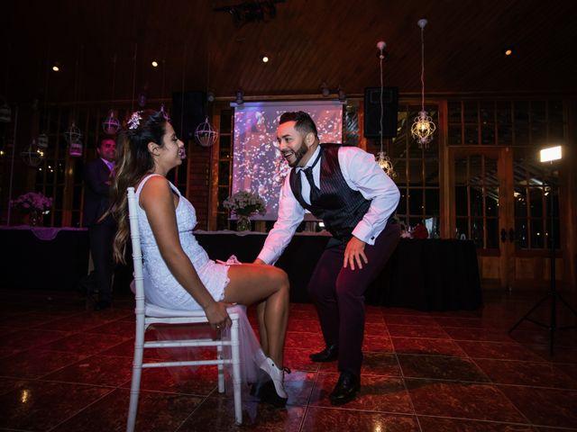 El matrimonio de Antonio y Bárbara en Graneros, Cachapoal 33