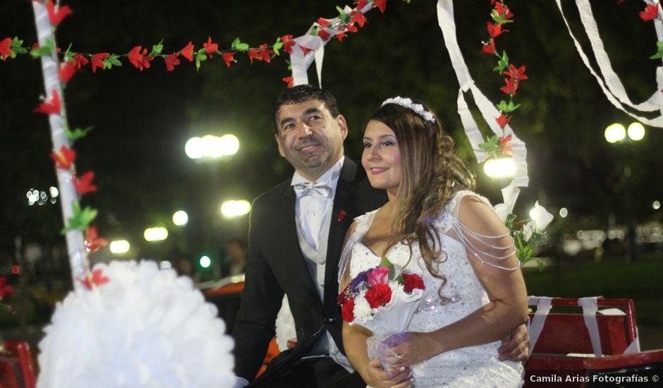 El matrimonio de Ricardo y Stephania en Chillán, Ñuble