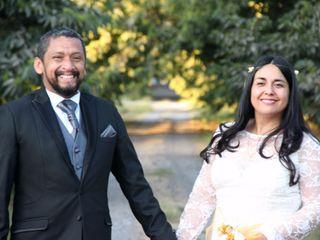 El matrimonio de Maria Ines y Luis Enrique 2