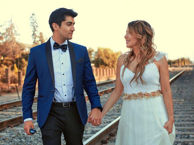 El matrimonio de Mabeling y Alexis