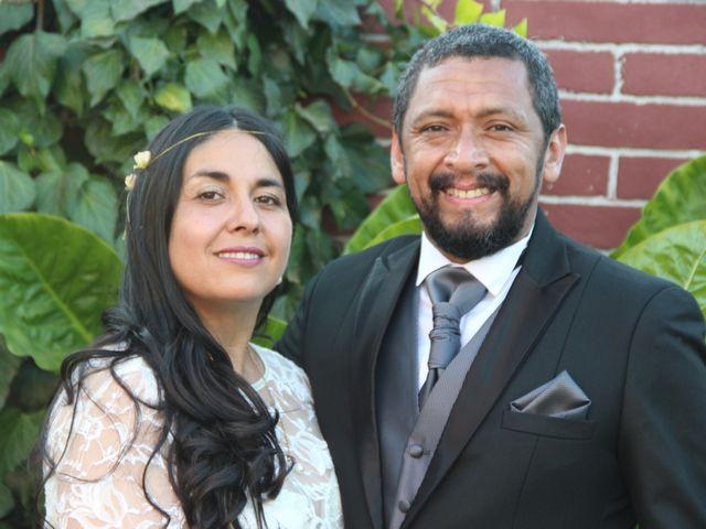 El matrimonio de Maria Ines y Luis Enrique