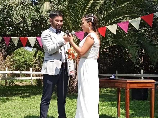 El matrimonio de Dalett  y David