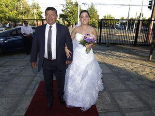 El matrimonio de Denisse y Leo 1