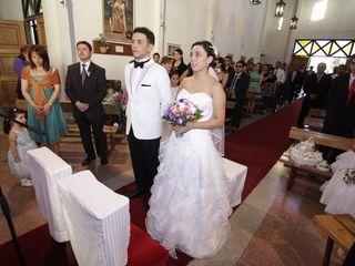 El matrimonio de Denisse y Leo 2