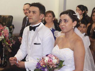 El matrimonio de Denisse y Leo 3