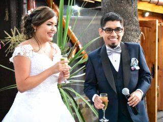 El matrimonio de Beatriz  y Alejandro  1