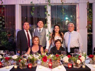 El matrimonio de Carolina y Claudio 3